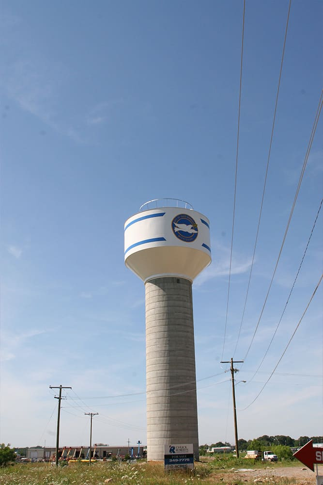 Gallery Water Tower